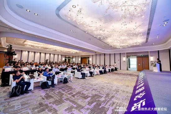 第二届微热点大数据论坛在沪举办